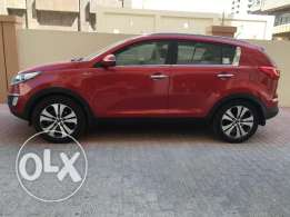 Excellent Condition KIA SPORTAGE EX (TOP RANGE) No 1 model lady drive