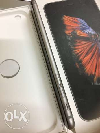 Apple iPhone 6s Plus with clear coat protection مسقط -  5