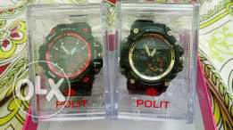 "G shock Pilot watch"" with box"