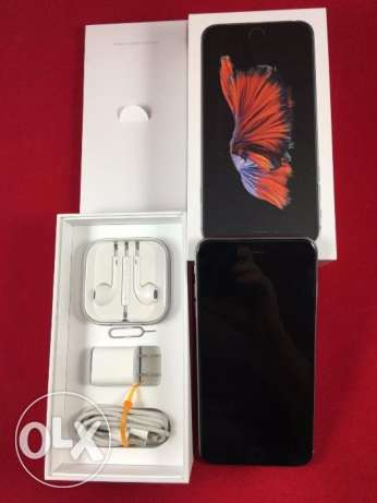 APPLE iPHONE 6S PLUS 128GB space gray smartphone