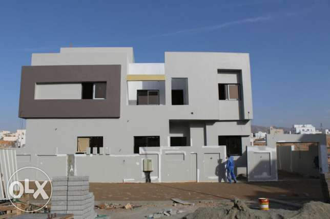 Brand New Twin Villa 4 BHK in Ansab Phase 4 for Rent مسقط -  1