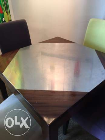 Tables Chairs and Lounge for sale مسقط -  3