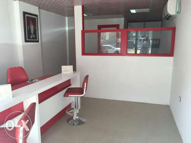 Travel agency office for sale