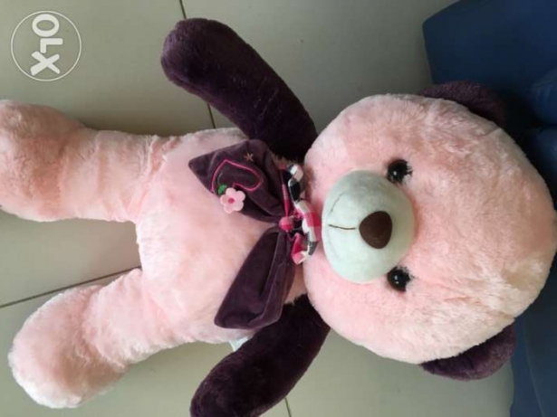 Juniors Teddy Bear, very good condition ,85cm length