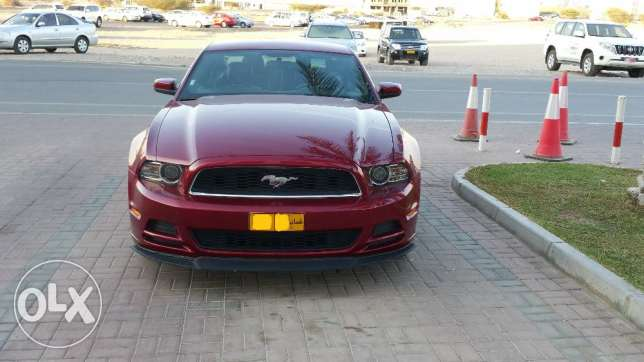 2014 Ford Mustang V6 ,50000 KM only, ROUSH EXHAUST. مسقط -  1