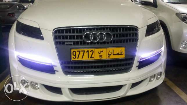 Fully Modified 2008 Audi Q7 For Sale مسقط -  2