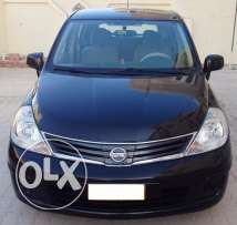 EXPAT used 2011 TIIDA 1.8 L , only 77500 kms used with PARKING SENSOR