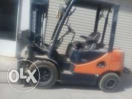 Forklift Doosan 3 ton for sale available
