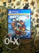 For Sale Or ExChange Just Cause 3 PS4