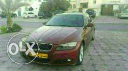 BMW 2011 model 323 from oman agency