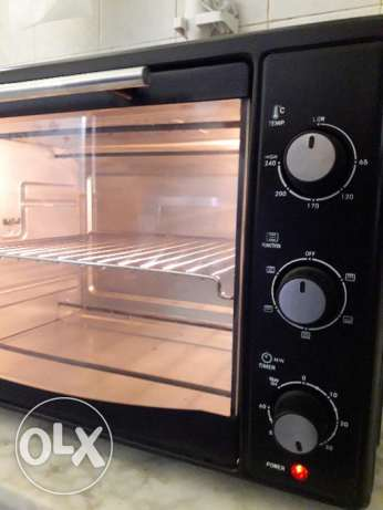 Big Convection Electric Oven 45 liters (Grill only)