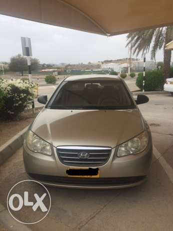Hyundai, Elantra, 2007, manual, Single Expat driven, accident free