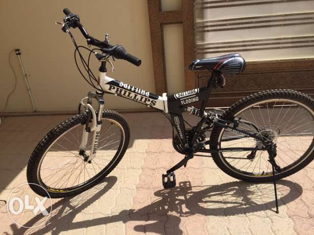 bicycle in good condition , six gear مسقط -  3
