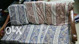 3 seater sofa with 2 coffie table