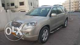 acadia 2008 full option - excellent condition