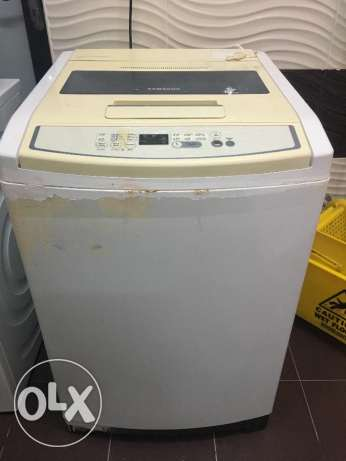 Samsung washing machine 10kgs مسقط -  1