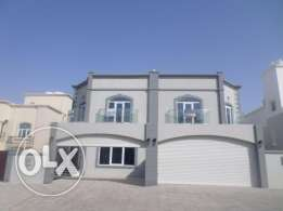 6 BR Luxury Twin Villa in Ansab with Basement