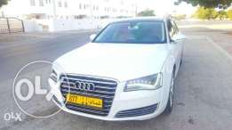Audi S8 2013 for sle email me for more information