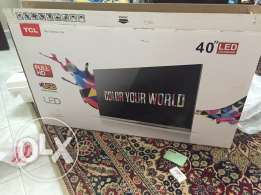 TCL 40 Inch DH TV