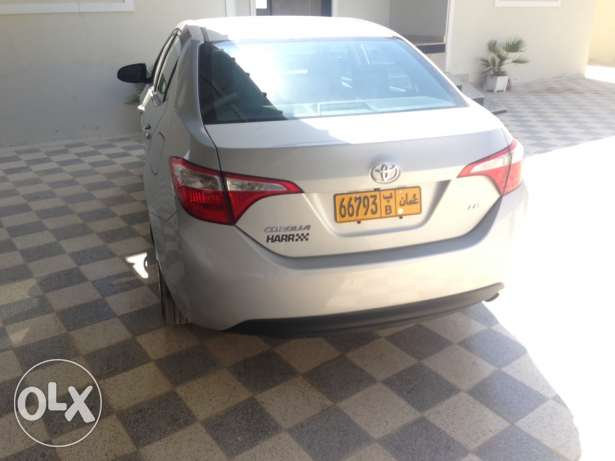 Toyota Corolla 2016 for sale بركاء -  1
