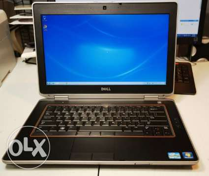 Dell Latitude core i5 2nd GEN (4GB & 500GB HDD) with 9 cell battery مسقط -  1