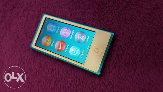 Apple ipod nano 7th gen touch