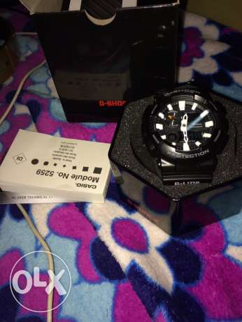 G-shock watch model gax-100BA