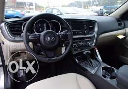 2014 KIA Optima Non accident (PRICE NEGOTIABLE!)