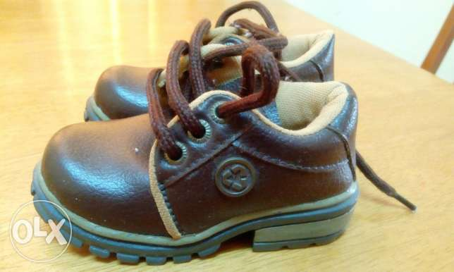 Boys shoe (new) in excellent condition