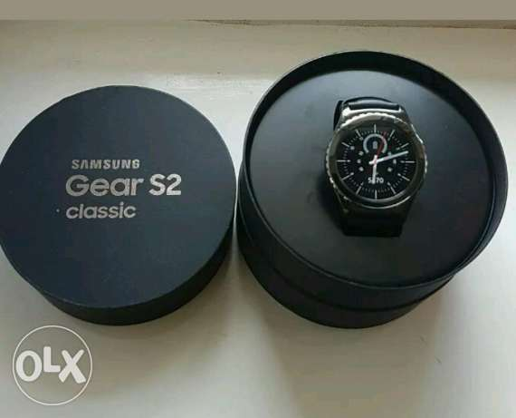 Smart watch samsung gear S2