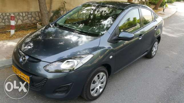 Mazda 2, Model 2013, Rarely used, Only 7600 Km, Accident Free