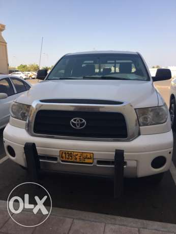 Tundra 2008 car for sale مسقط -  2