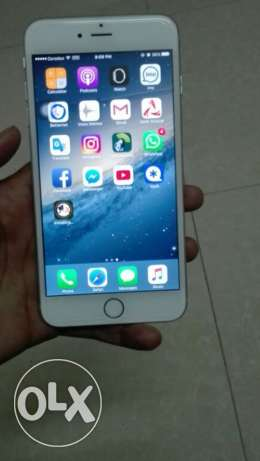 iphone 6plus 16 gb مسقط -  1