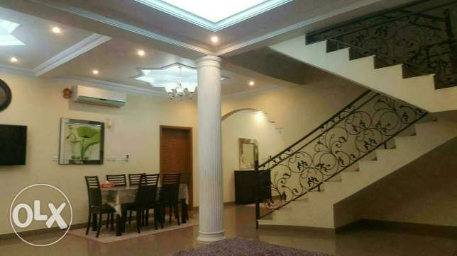 Villas for Sale منزل مستقل طابقين مسقط -  7