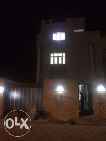 new villa for rent in almawaleh south مسقط -  1