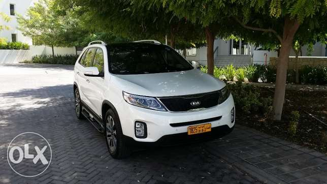 Kia Sorento EX 3.5 European Expat vehicle مسقط -  1