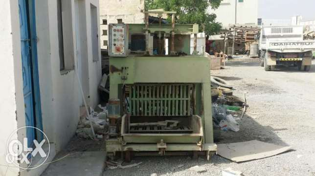 Automatic block machine for Sale