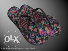 Havaianas Flip Flops/Slippers- Slim Paradiso For Sale - Muscat Oman