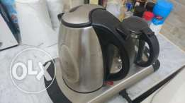 Electric Automatic Kettle & Pot - KENWOOD set