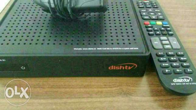 Receiver with remote Dish Tv مسقط -  2
