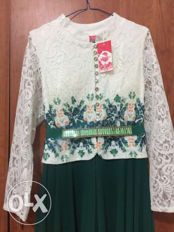 brand new women dress for only 22 OR السيب -  1