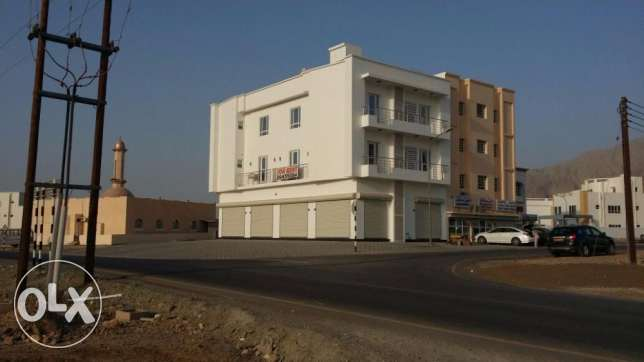 w1 brand new hight quality flats for rent in falaj sham بوشر -  1