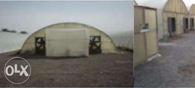 Greenhouses for sale (Used)