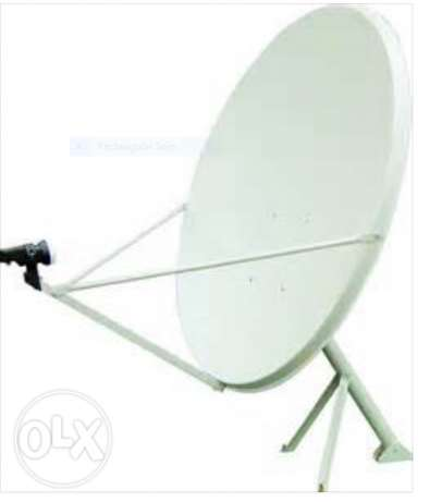 Satellite Dish Antenna Work and DTH Package Recharge