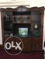 Tv/Display wall unit