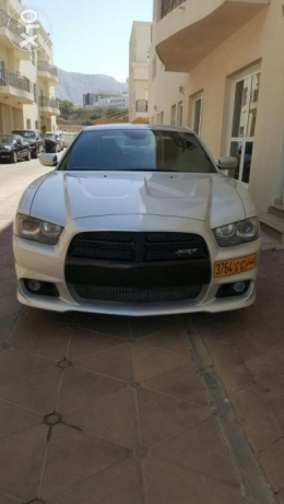 Dodge charger 2013 v8 GCC خليجي