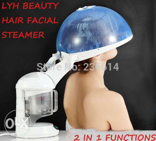 hair steamer- portable - best quality