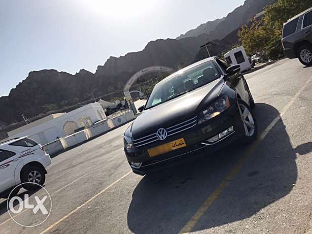 Volkswagen Passat 2.5 top model 2014