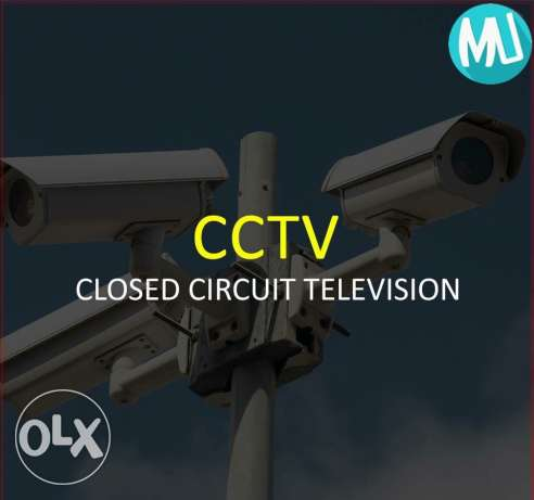 cc tv security system /automatic control system/ fire alarm system