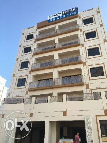 brand new flats for rent in al khwer 42 بوشر -  1
